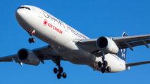C-GHLM - Air Canada Airbus A330-300 aircraft