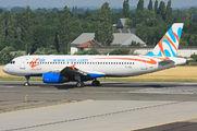 TC-IZL - IZair Airbus A320 aircraft