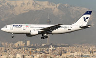 EP-IBG - Iran Air Airbus A300 aircraft