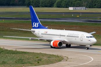 LN-RNO - SAS - Scandinavian Airlines Boeing 737-700