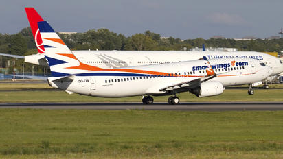 OK-TVM - SmartWings Boeing 737-800