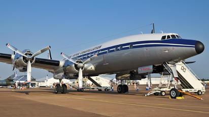 HB-RSC - Breitling Lockheed C-121C Super Constellation