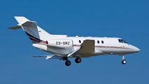 CS-DRZ - NetJets Europe (Portugal) Hawker Beechcraft 800XP aircraft