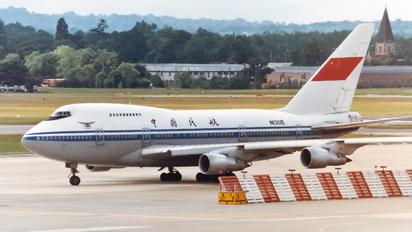 N1301E - CAAC Boeing 747SP