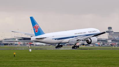 B-2010 - China Southern Cargo Boeing 777F