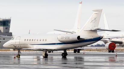 CS-DTR - Private Dassault Falcon 2000