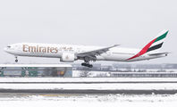 A6-EGE - Emirates Airlines Boeing 777-300ER aircraft