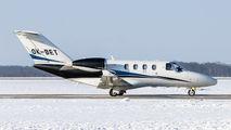 OK-BET - Queen Air Cessna 525 CitationJet M2 aircraft