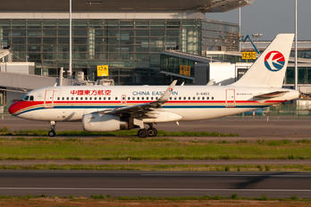 B-6463 - China Eastern Airlines Airbus A319