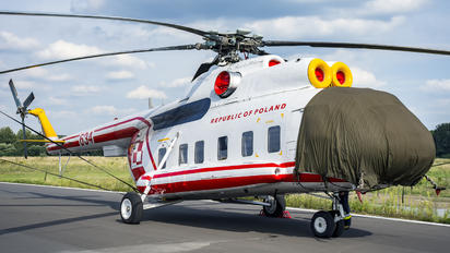634 - Poland - Air Force Mil Mi-8S