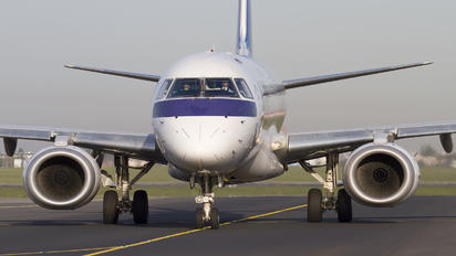 SP-LNA - LOT - Polish Airlines Embraer ERJ-195 (190-200)