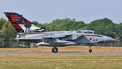 ZA492 - Royal Air Force Panavia Tornado GR.4 / 4A