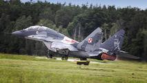 15 - Poland - Air Force Mikoyan-Gurevich MiG-29A aircraft