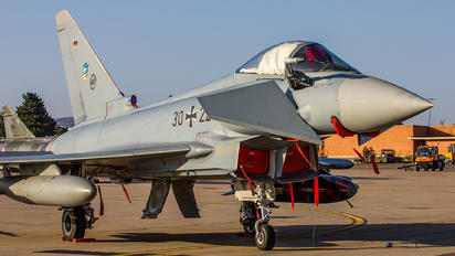 30+22 - Germany - Air Force Eurofighter Typhoon S