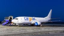 LZ-CGY - Cargo Air Boeing 737-400 aircraft