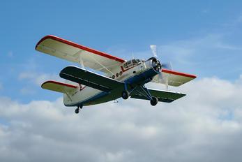 MA-MKF - Private Antonov An-2
