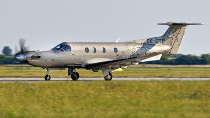 OK-CTP - Private Pilatus PC-12