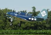 N92879 - Private Curtiss SB2C Helldiver aircraft