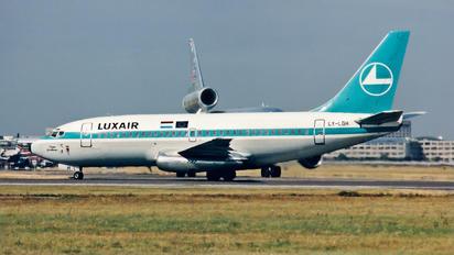 LX-LGH - Luxair Boeing 737-200