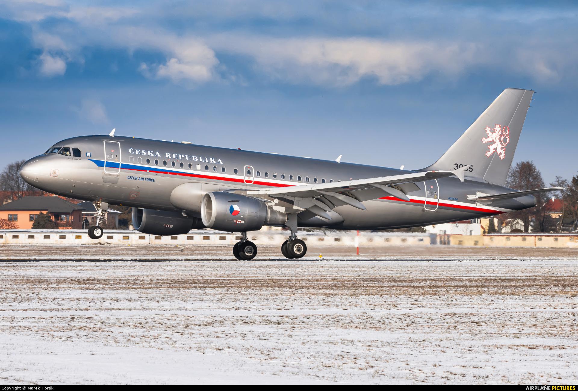 Czech - Air Force 3085 aircraft at Prague - Kbely