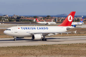 TC-JCY - Turkish Cargo Airbus A310F