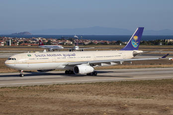 HZ-AQD - Saudi Arabian Airlines Airbus A330-300