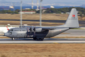 62-3496 - Turkey - Air Force Lockheed Hercules C-130B