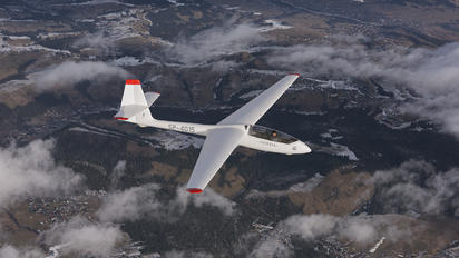 SP-4015 - Aeroklub Nowy Targ PZL SZD-50 Puchacz