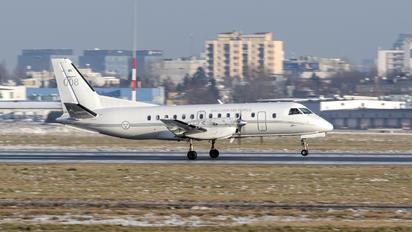100008 - Sweden - Air Force SAAB 340