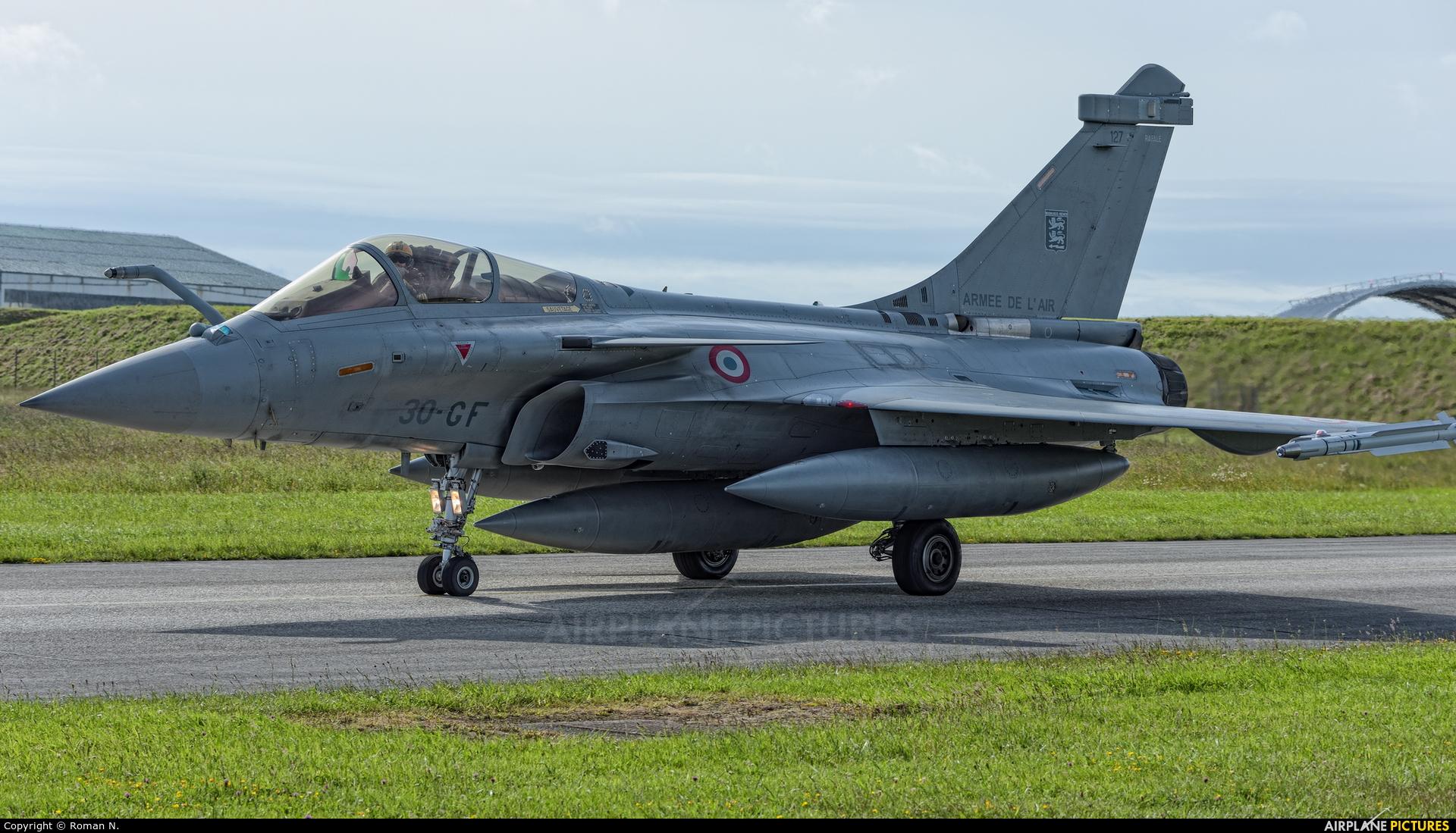 France - Air Force 127 aircraft at Landivisiau