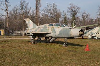 162 - Croatia - Air Force Mikoyan-Gurevich MiG-21UM