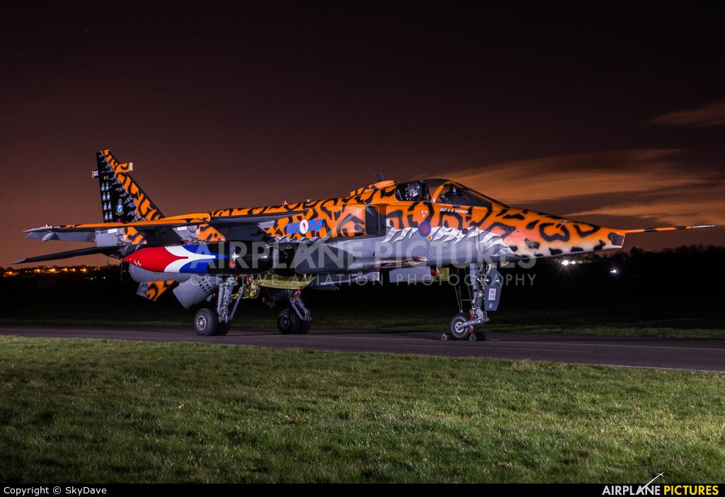 Royal Air Force XX119 aircraft at Duxford