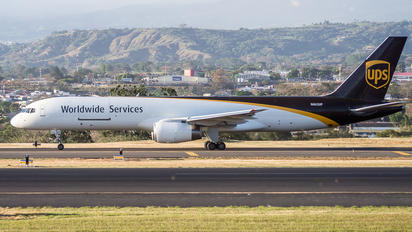 N463UP - UPS - United Parcel Service Boeing 757-200F