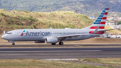 N810NN - American Airlines Boeing 737-800
