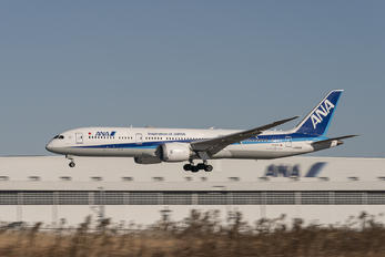 JA893A - ANA - All Nippon Airways Boeing 787-9 Dreamliner