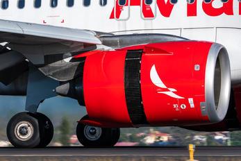 N762AV - Avianca Airbus A320 NEO