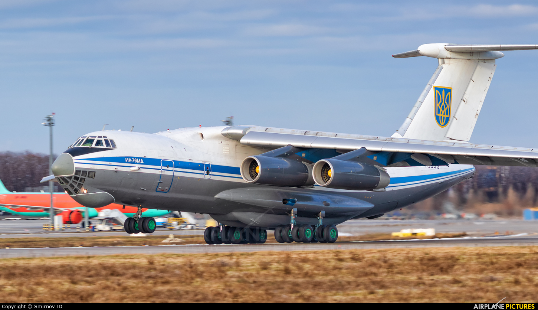 Ukraine - Air Force 76699 aircraft at Kyiv - Borispol