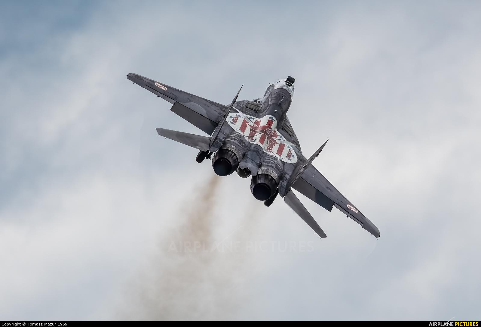 Poland - Air Force 15 aircraft at Mińsk Mazowiecki