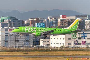 JA08FJ - Fuji Dream Airlines Embraer ERJ-175