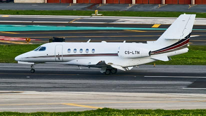 CS-LTN - NetJets Europe (Portugal) Cessna 680A Latitude