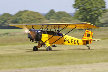 G-LEOD - Private Pietenpol Air Camper
