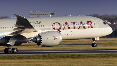 A7-BHG - Qatar Airways Boeing 787-9 Dreamliner