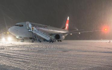 VP-BSQ - Nordwind Airlines Boeing 737-800