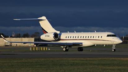 CS-GLI - NetJets Europe (Portugal) Bombardier BD-700 Global 6000