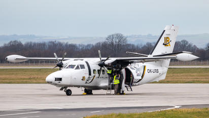 OK-LRB - LR Airlines LET L-410UVP-E Turbolet