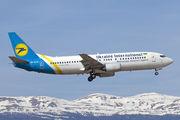 UR-GAO - Ukraine International Airlines Boeing 737-400 aircraft