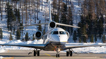 OO-AIE - Private Dassault Falcon 7X aircraft