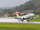 EC-LQX - Air Europa Boeing 737-800 aircraft