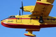 2042 - Greece - Hellenic Air Force Canadair CL-415 (all marks) aircraft