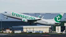 F-GZHA - Transavia France Boeing 737-800 aircraft